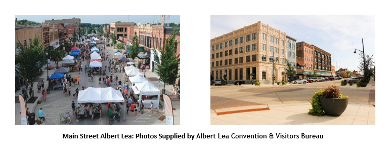 Main Street Albert Lea1